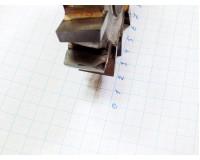 УЦ Фреза дисковая 3-х сторонняя ф110х20х27 мм z=12 ВК8 оснащенная пластинами из твердого сплава