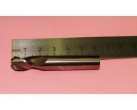 Зенковка ф10,0 мм с цилиндрическим хвостовиком твердосплавная