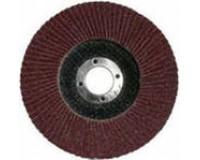 Круг лепестковый торцевой КЛТ 125х22 мм Р40 Луга
