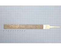 Напильник плоский алмазный 200 мм АС15 125/100