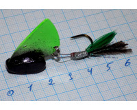 Блесна 10 гр Cicada, цвет 4