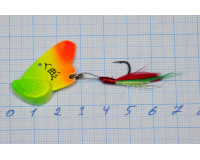 Блесна 08 гр Cicada, цвет 1Б