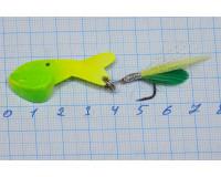 Блесна 08 гр Cicada, цвет 3А