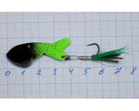 Блесна 08 гр Cicada, цвет 4А