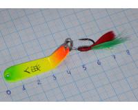 Блесна 04,5 гр, цвет 6