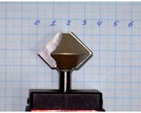Фреза по дереву для ручного фрезера фасонная 35х22 мм хв.8 мм