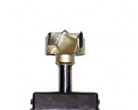 Фреза по дереву для ручного фрезера 18х18 мм хв.8 мм STRONG