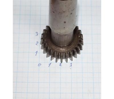 Долбяк хвостовой М 1.5 (20°) z=25 р6м5 ГОСТ 9323-79