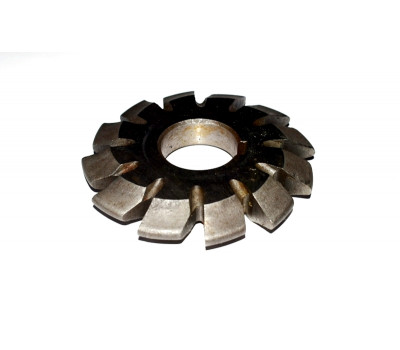 Фреза дисковая зуборезная модульная М 2,75 № 5 р6м5 ГОСТ 10996-64