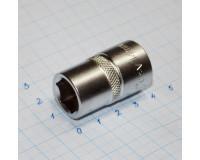 """Головка торцевая 14 мм CrV 6-гранная МаякАвто 1/2"""""""
