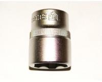 """Головка торцевая SuperLok BERGER 1/2"""" 18 мм 6-гранная"""