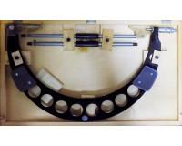 Микрометр гладкий оснащенный твердым сплавом МК 500-600 мм (0,01 мм) СССР