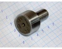 Калибр-пробка резьбовая М 30х1,5 мм 6Н ПР, СССР