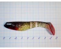 Виброхвост RELAX Ripper Kopyto BLS 3, 80 мм, цвет 078