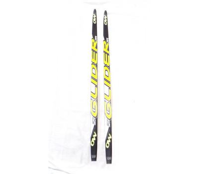 Лыжи STC step(с насечкой) 120 см