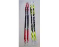 Лыжи STC step(с насечкой) 160 см