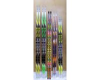 Лыжи STC(без насечки) 150 см
