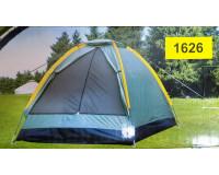 Палатка летняя 2-х местная LANYU 220х150х135 см