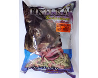 Прикормка Fish.ka Универсальная mix, гранулированная 4,0 мм, 800 гр