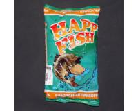 Прикормка HAPPY FISH Фидер река, 1000 гр