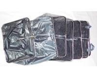 Садок спортивный квадратный прорезиненный 250 см х 42 см х 32 см