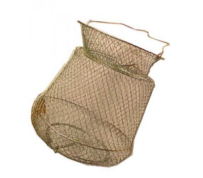 Садок металлический складной  33х25 см 2510