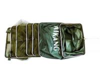 Садок спортивный квадратный 200 см х 40 см х 32 см