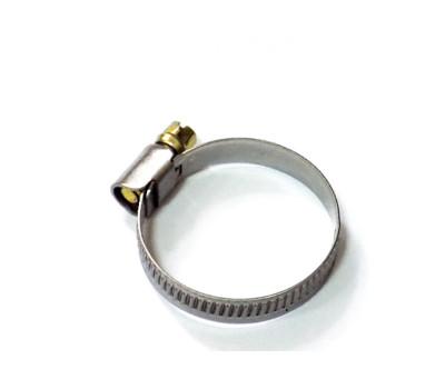 Хомут стальной 120-140 мм