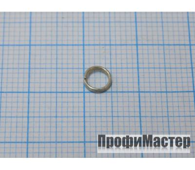 Кольцо заводное  5,0 мм, тест 9,5 кг