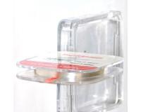Леска 0,14 мм, 30 м тест 3,1 кг 100% флюорокарбон