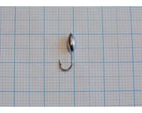 Мормышка 0,38 гр, d 3,0 мм литая Зорька