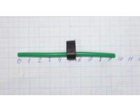 Сторожок ниппельный 100 мм зеленый флюор. №2, 0,6-4,5 гр
